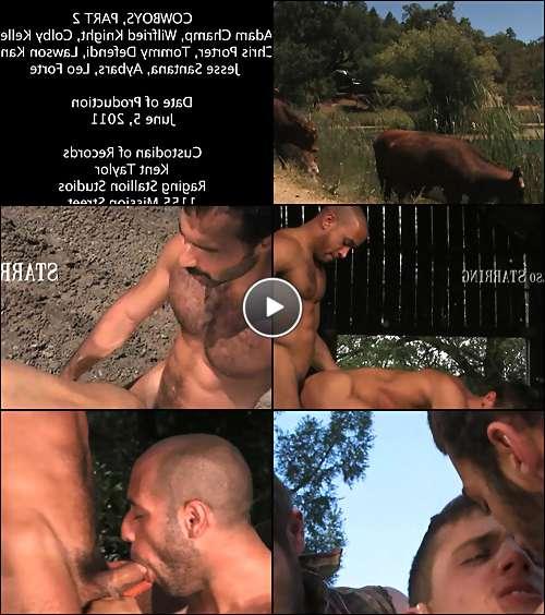 gay cowboy porn movies video