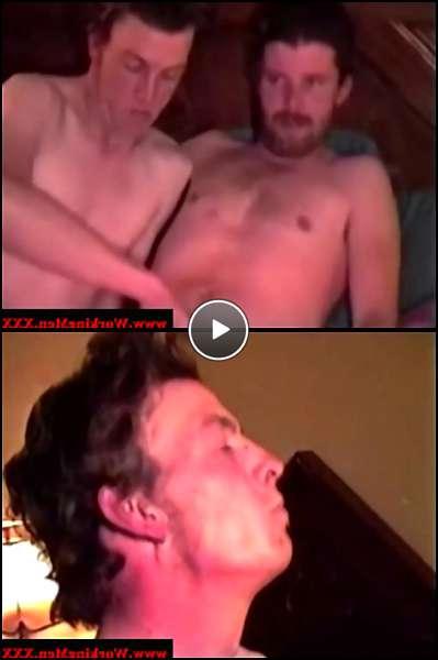 gay cum guzzler video
