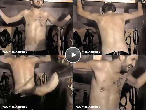 spanking man video